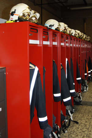a wardrobe for the dutch firemen