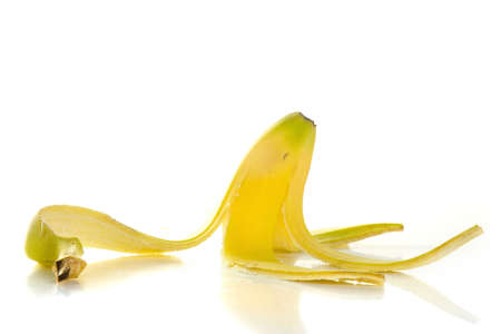 peel of a bananas Stock Photo - 5408902