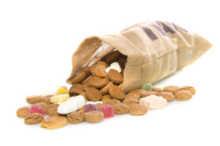 nuts in a bag, a dutch tradition