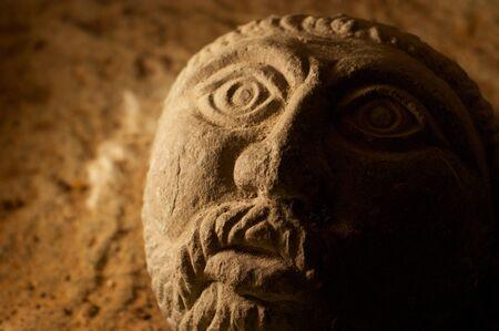 penumbra: Ancient Face