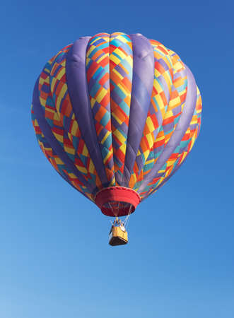 Colorful Hot Air Balloon photo