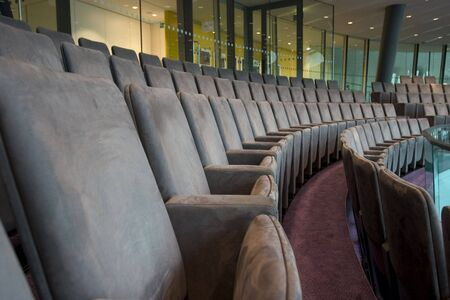 seats waiting people Stock Photo - 447934