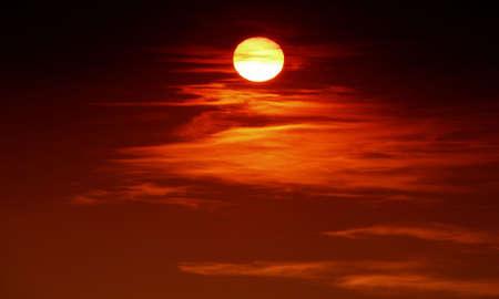 sunset Stock Photo - 6891677