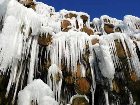 sopel lodu: Sopel Zdjęcie Seryjne