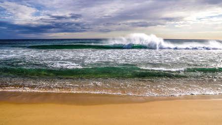 beautyful: A beautyful green seascape
