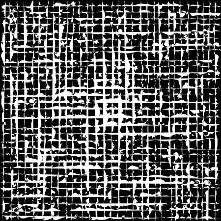 Abstract woven texture Illustration
