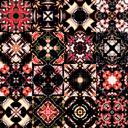 patchwork: Dark patchwork