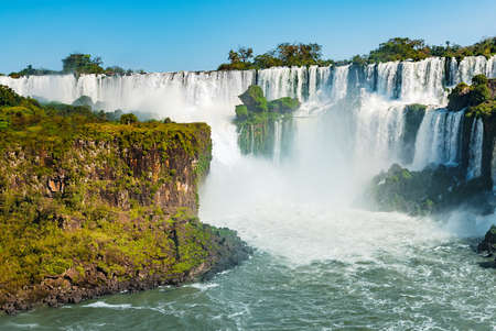 Iguazu national park, landscape