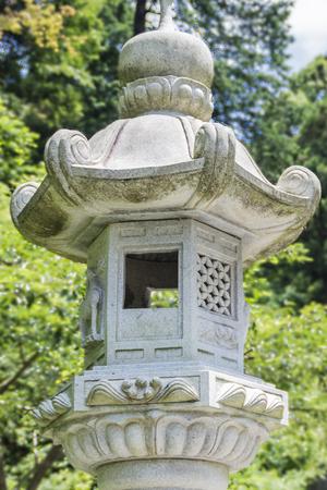 Japanese god's house Stock Photo