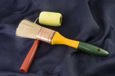 brush and roller photo