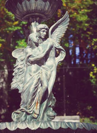seraphim: statue of angels