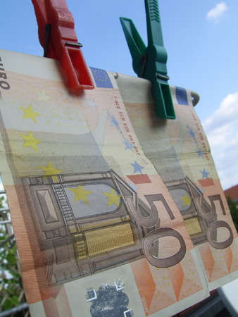 money-laundering photo