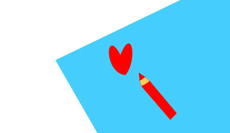 heyday: the heart and red pencil