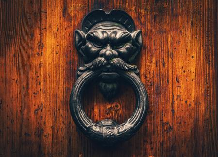 door handle: Door Knocker