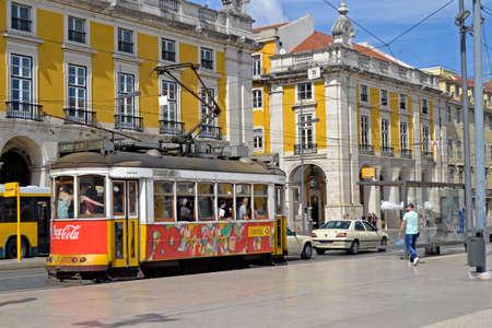 electrico: Electrico in Lisboa