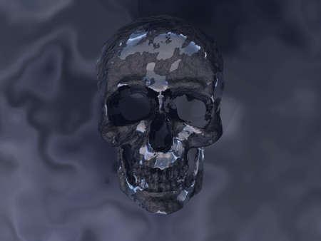 Skull of Death - Oily
