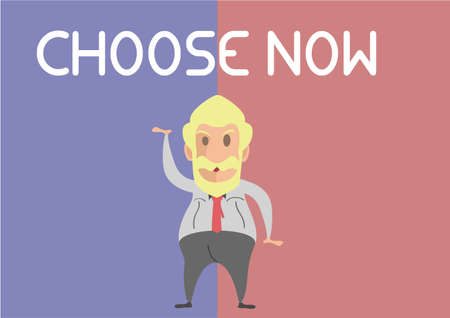 Choose Now for President Election