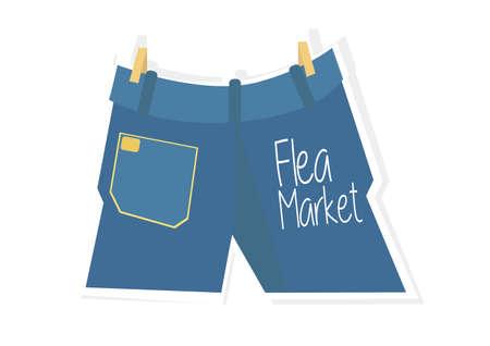 flea: Blue Jeans Flea Market