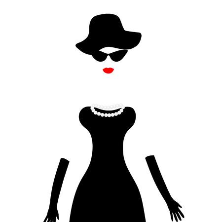 retratos: Moda retrato da mulher