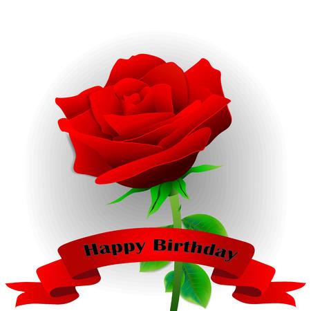 Fleur Joyeux anniversaire
