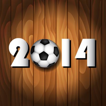 2014 football Vector