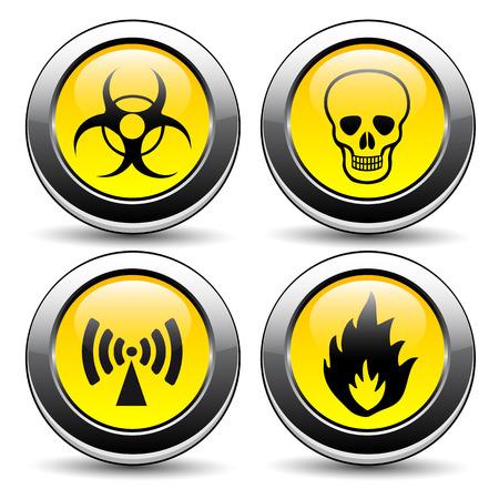 wastes: Warning signs