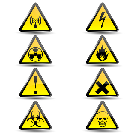 wastes: Warning signs