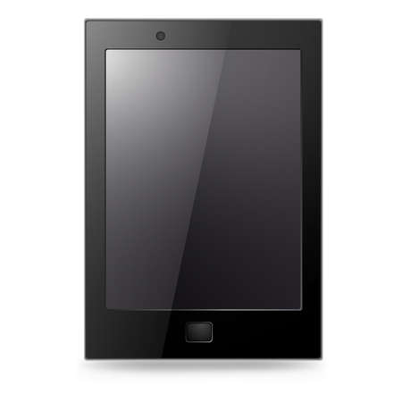 Tablet pc Stock Vector - 27445983