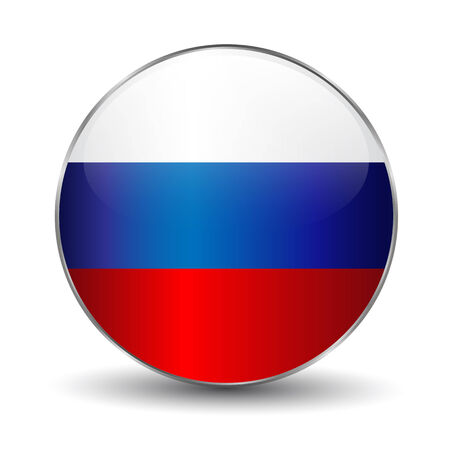 russian flag: The Russian flag
