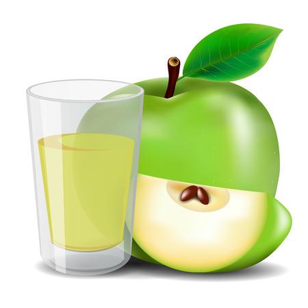 apple juice: Apple juice