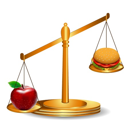 good judgment: Healthy eating