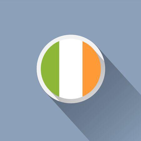 bandera de irlanda: Icono de la bandera de Irlanda