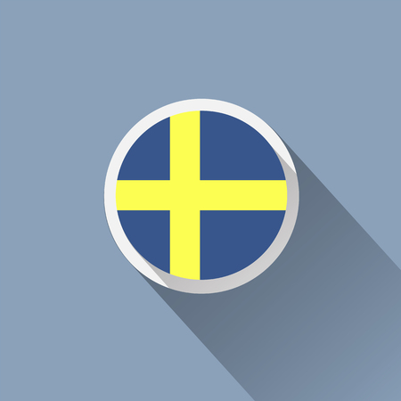 swedish: Swedish flag icon