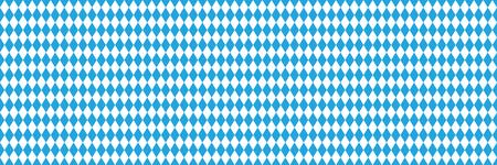원활한 옥토버 페스트 파란색 배경