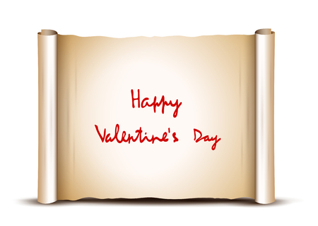 card: Valentines Day card. Greeting card.  Vector illustration.