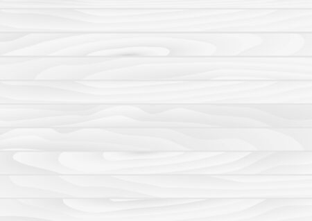 White wood plank texture vector background  イラスト・ベクター素材