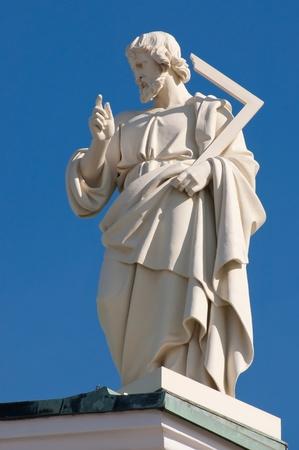 missionary: Thomas the Apostle Stock Photo