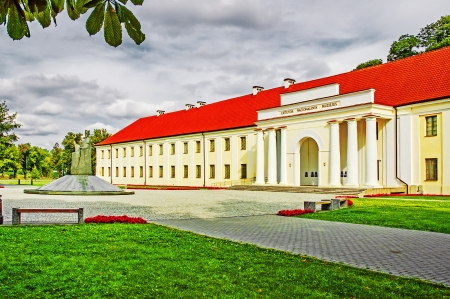 National Museum of Lithuania, Vilnius  The oldest museum in the country