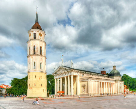 Cathedral of Vilnius, Lithuania