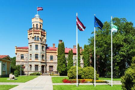 Sigulda conseil municipal, la Lettonie Banque d'images
