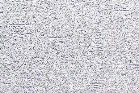 gravelly: Closeup of blue textured wall Stock Photo