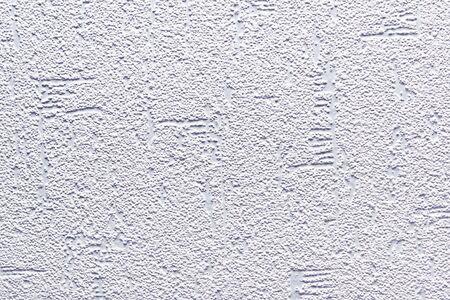 converging: Closeup of blue textured wall Stock Photo