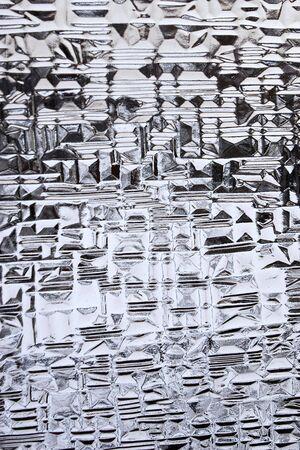 structured: Fondo de vidrio estructurado  Foto de archivo
