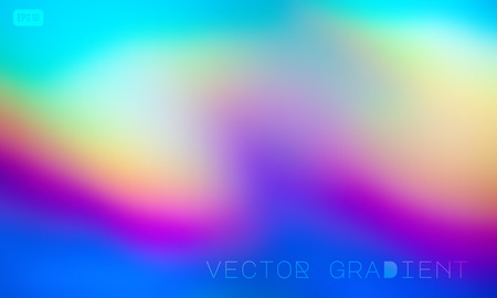 Abstract colorful vector gradient background in calm blue purple and pink colors. Modern design for mobile apps, screens, banner templates