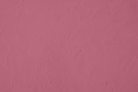 Dark pink colored low contrast Concrete textured background with roughness and irregularities to your concept or product.