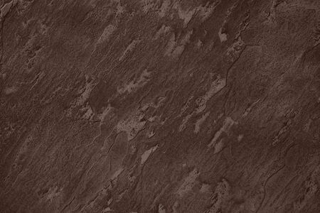 Close up of abstract dark brown stone texture with high resolution. Stockfoto - 129462181