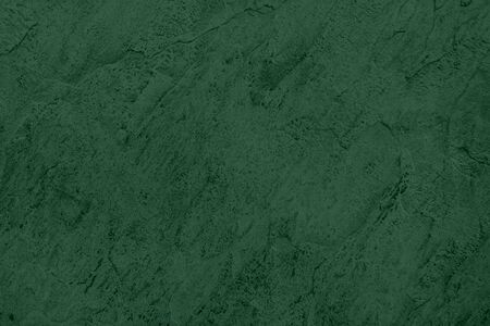 Close up of abstract dark green stone texture with high resolution