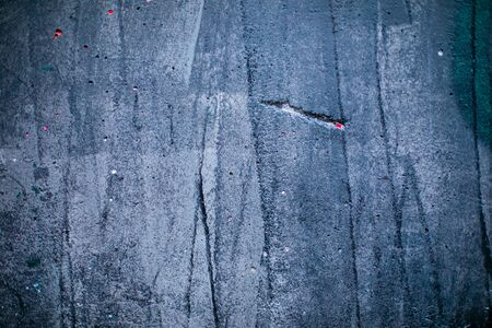 Closeup of dark gray urban wall texture. Modern pattern for wallpaper design. Creative urban city background. Abstract composition.
