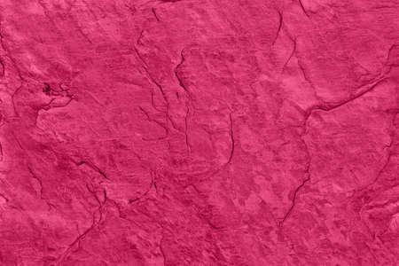 Bright crimson low contrast concrete textured background Standard-Bild