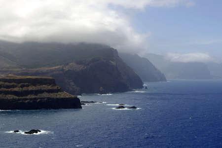 Ponta de Sao Lourenco view to the west, Madeira Stock Photo - 14977252